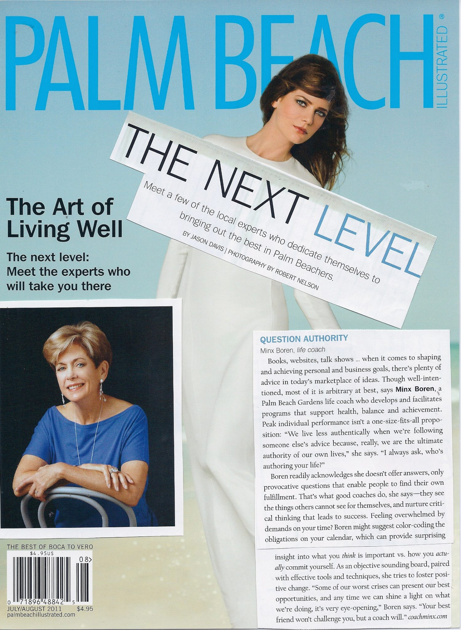 Palm Beach Illustrated — July / August 2011